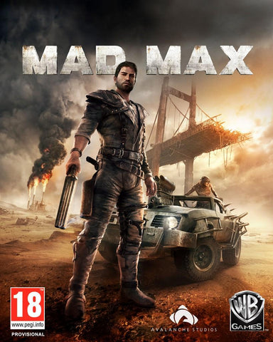 Mad Max - PC Games