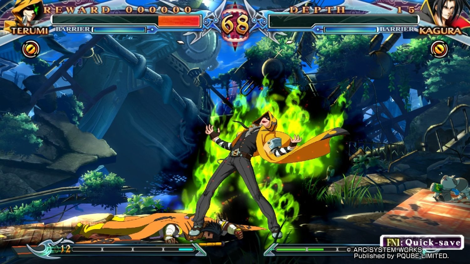 Blazblue: Chrono Phantasma Extend - Xbox One