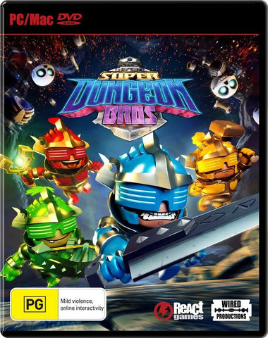 Super Dungeon Bros. - PC Games