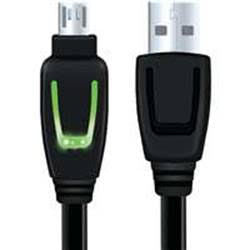 Gorilla Gaming LED Play and Charge Cable (PS4 & Xbox One) - PS4