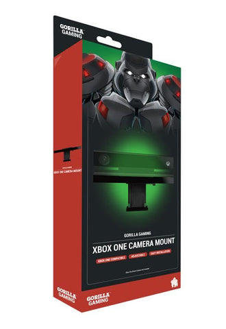 Gorilla Gaming Xbox One Kinect Camera TV Mount - Xbox One