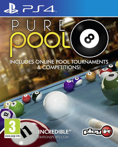 Pure Pool - PS4