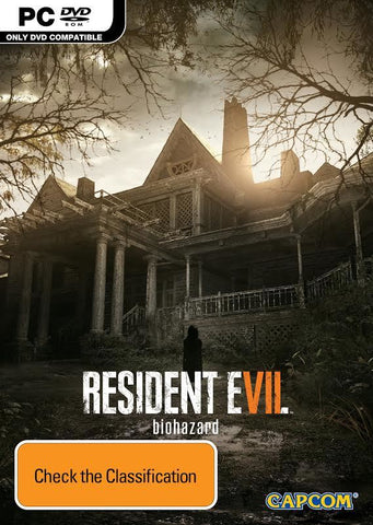 Resident Evil 7: Biohazard - PC Games