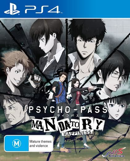 PSYCHO-PASS: Mandatory Happiness - PS4