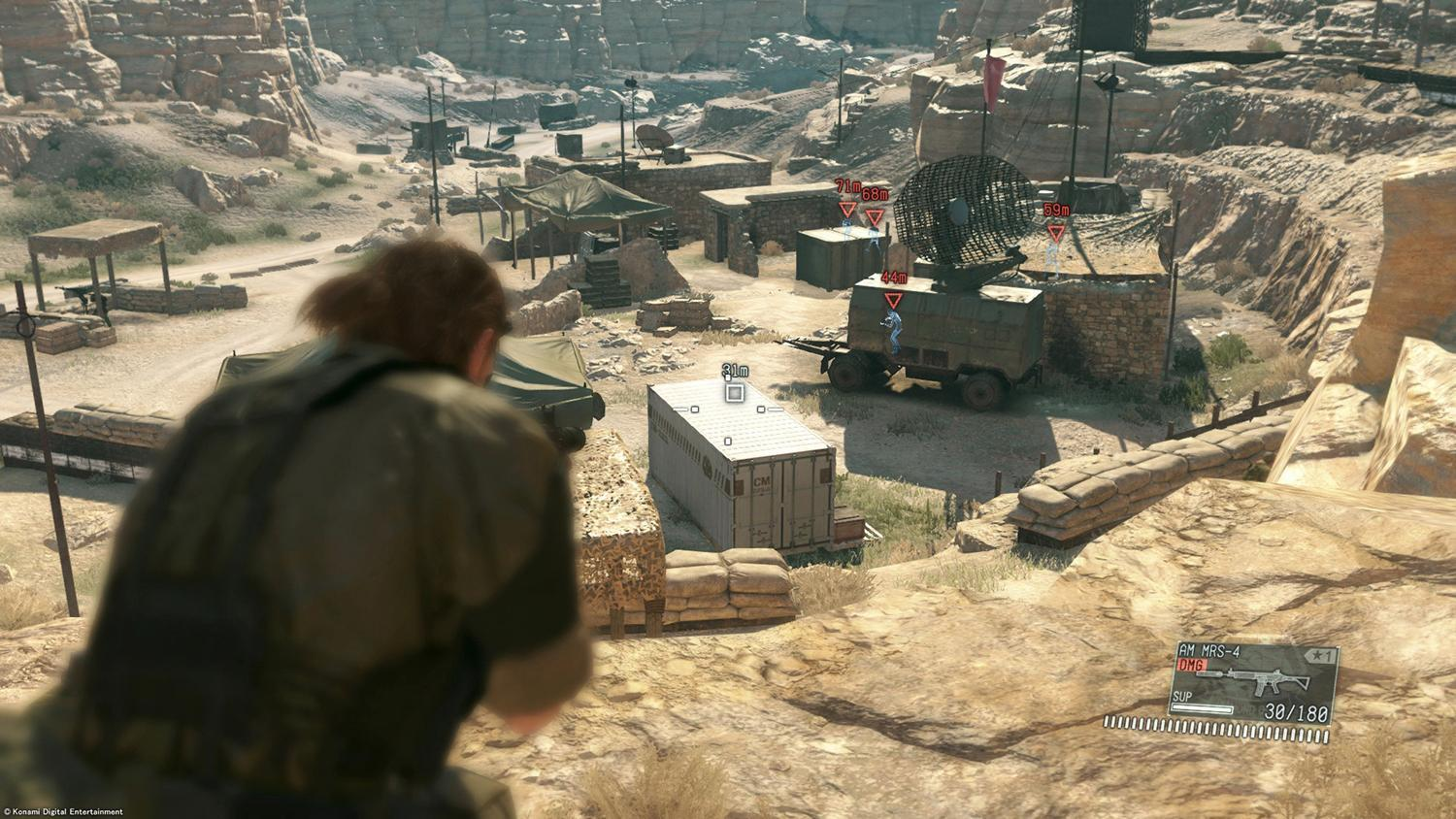 Metal Gear Solid V: The Definitive Experience - PS4