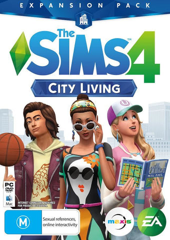 The Sims 4: City Living - PC Games