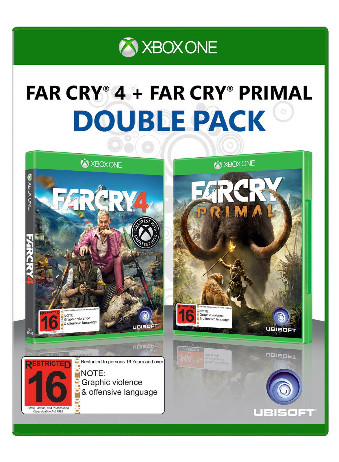 Far Cry 4 + Far Cry Primal Compilation - Xbox One