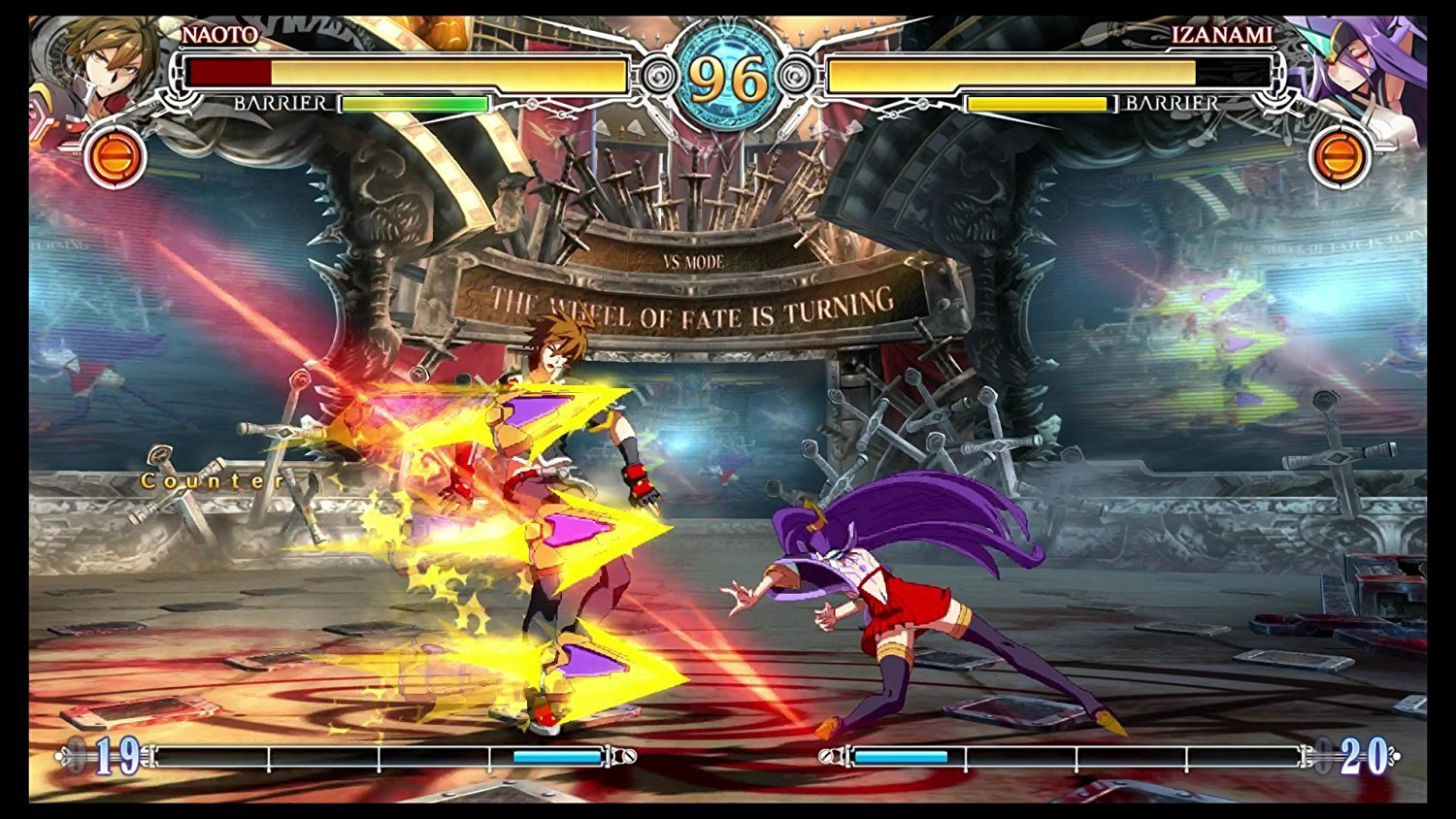 BlazBlue: Central Fiction - PS4