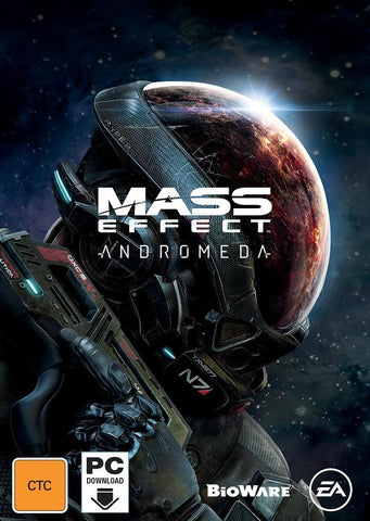 Mass Effect Andromeda - PC Games