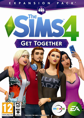 The Sims 4: Get Together - PC Games