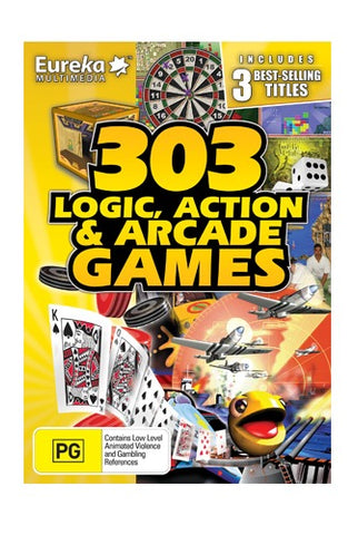Eureka 303 Logic, Action & Arcade Games - PC Games