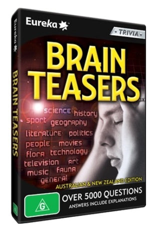 5000 Brain Teasers - PC Games