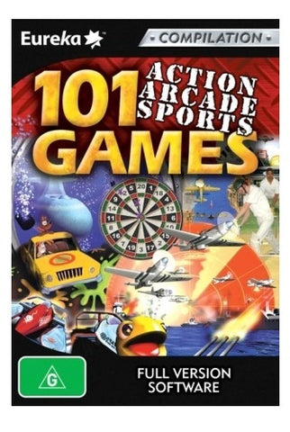 Eureka 101 Action Arcade Sports Games - PC Games