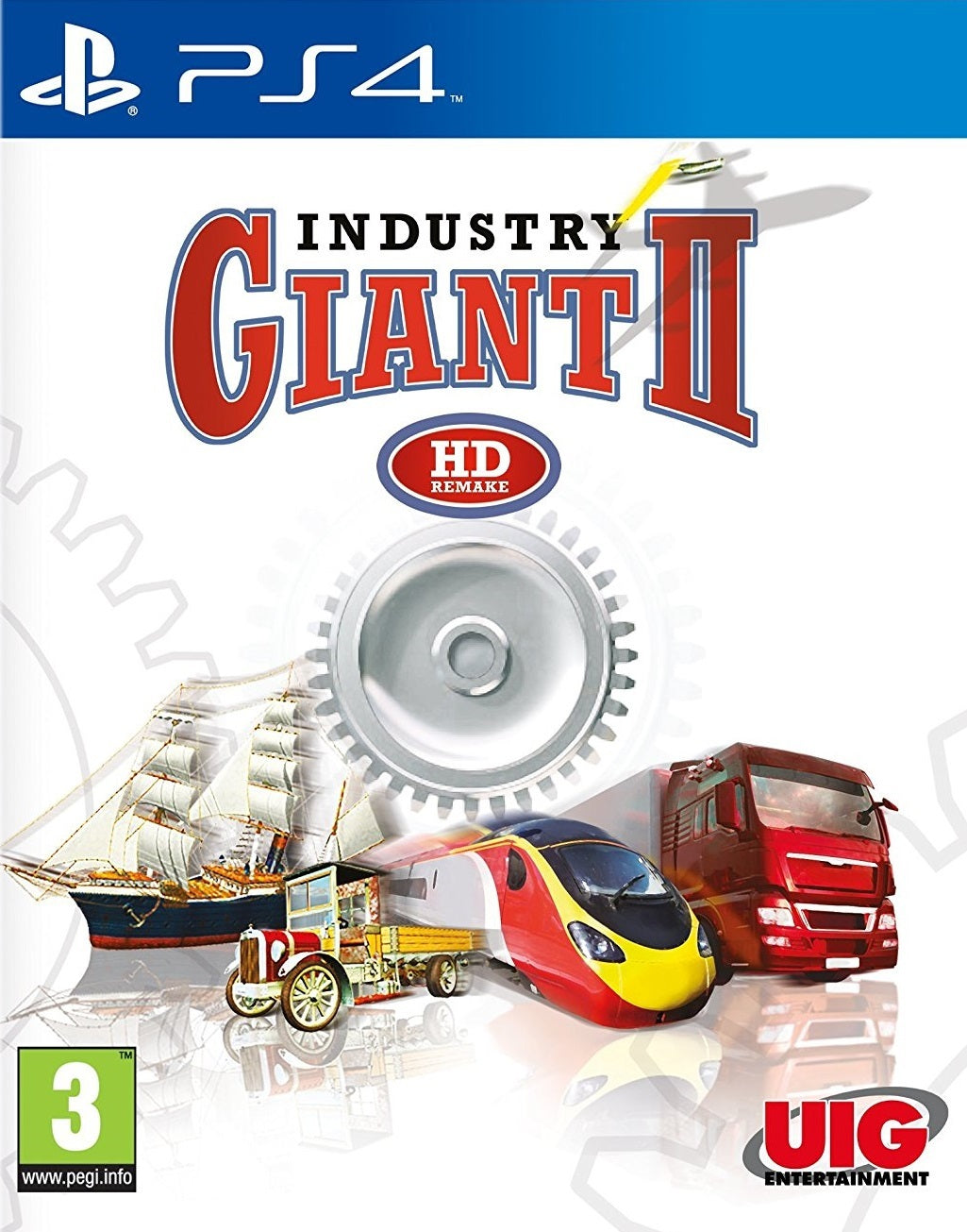 Industry Giant 2 HD Remake - PS4