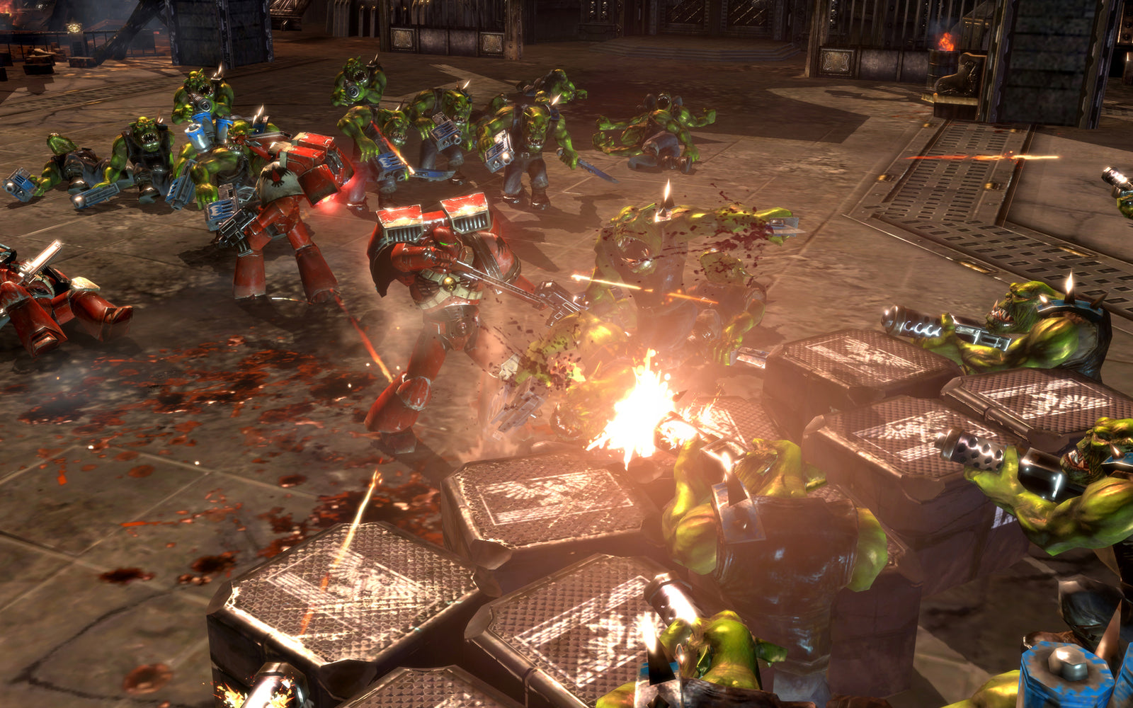 Warhammer 40,000: Dawn of War III - PC Games