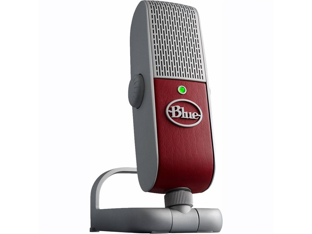 Blue Microphones Blue Raspberry USB Microphone - PC Games