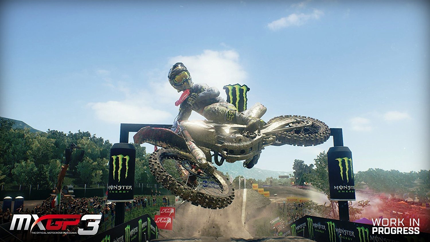 MXGP 3 - The Official Motocross Videogame - Xbox One