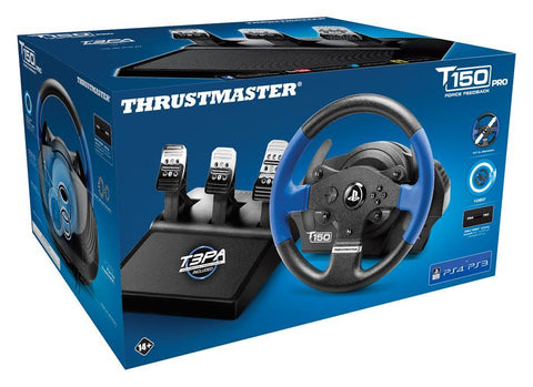 Thrustmaster T150RS PRO Racing Wheel (PS3, PS4, PC) - PS4