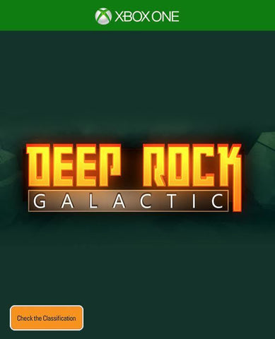 Deep Rock Galactic - Xbox One