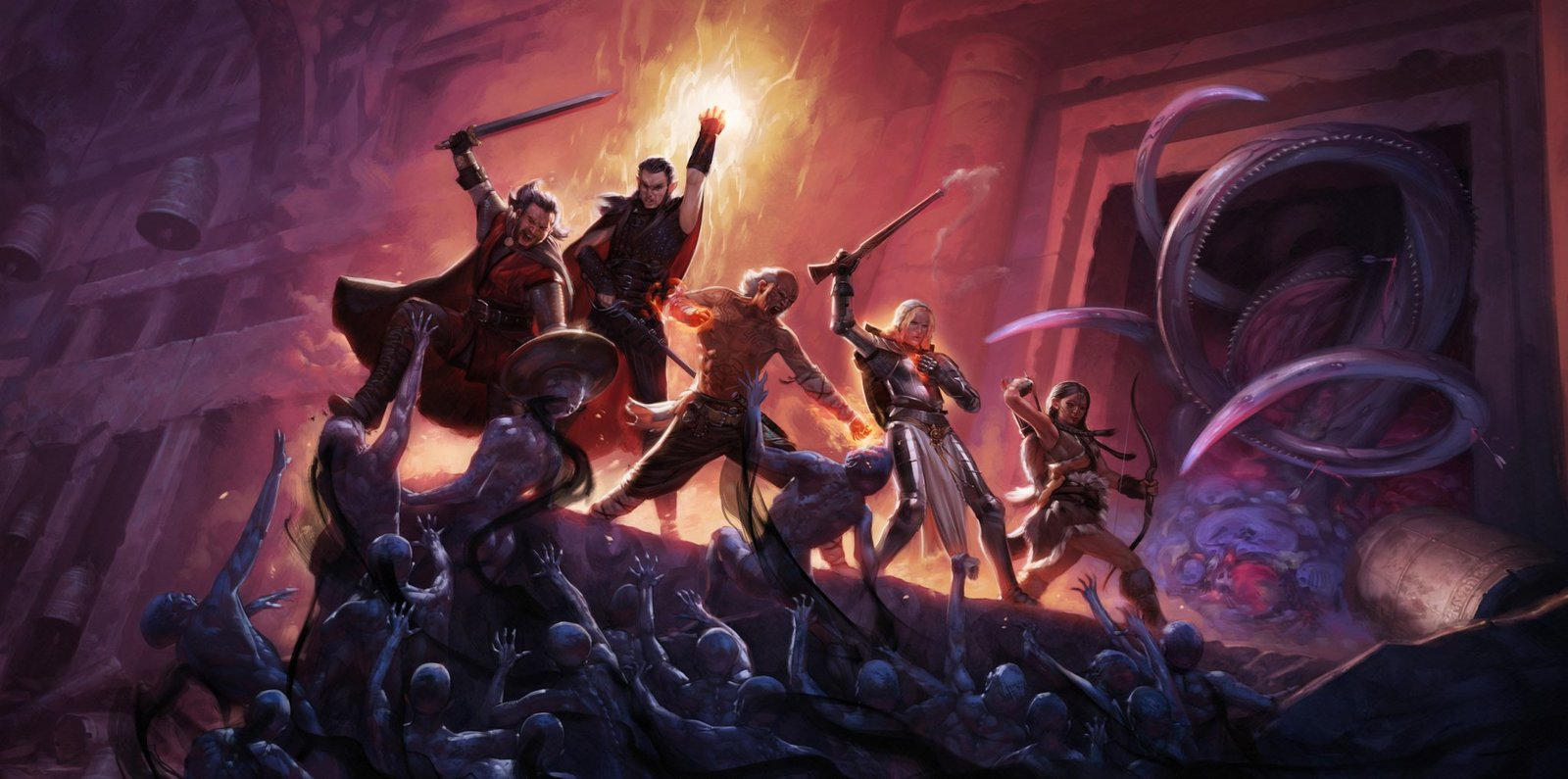 Pillars of Eternity: Complete Edition - PS4