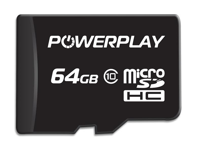 PowerPlay Switch 64GB Memory Card - Nintendo Switch