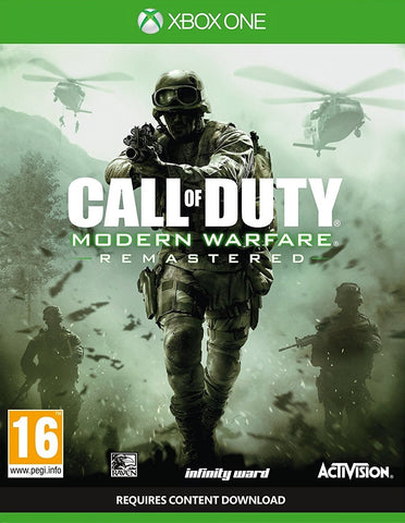 Call of Duty: Modern Warfare Remastered - Xbox One