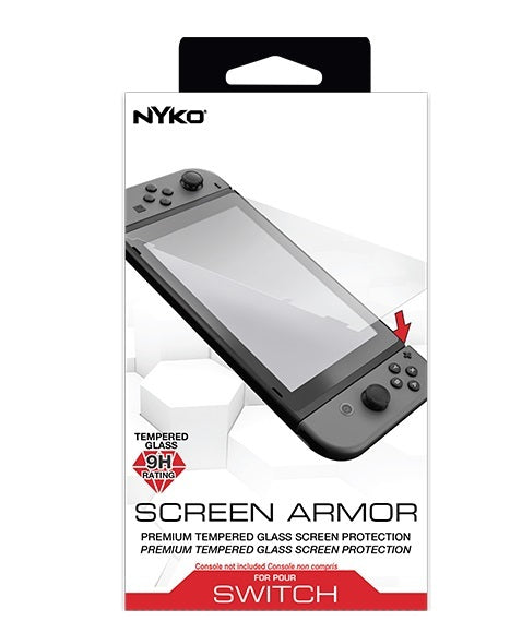 Nyko Switch Screen Armour - Nintendo Switch