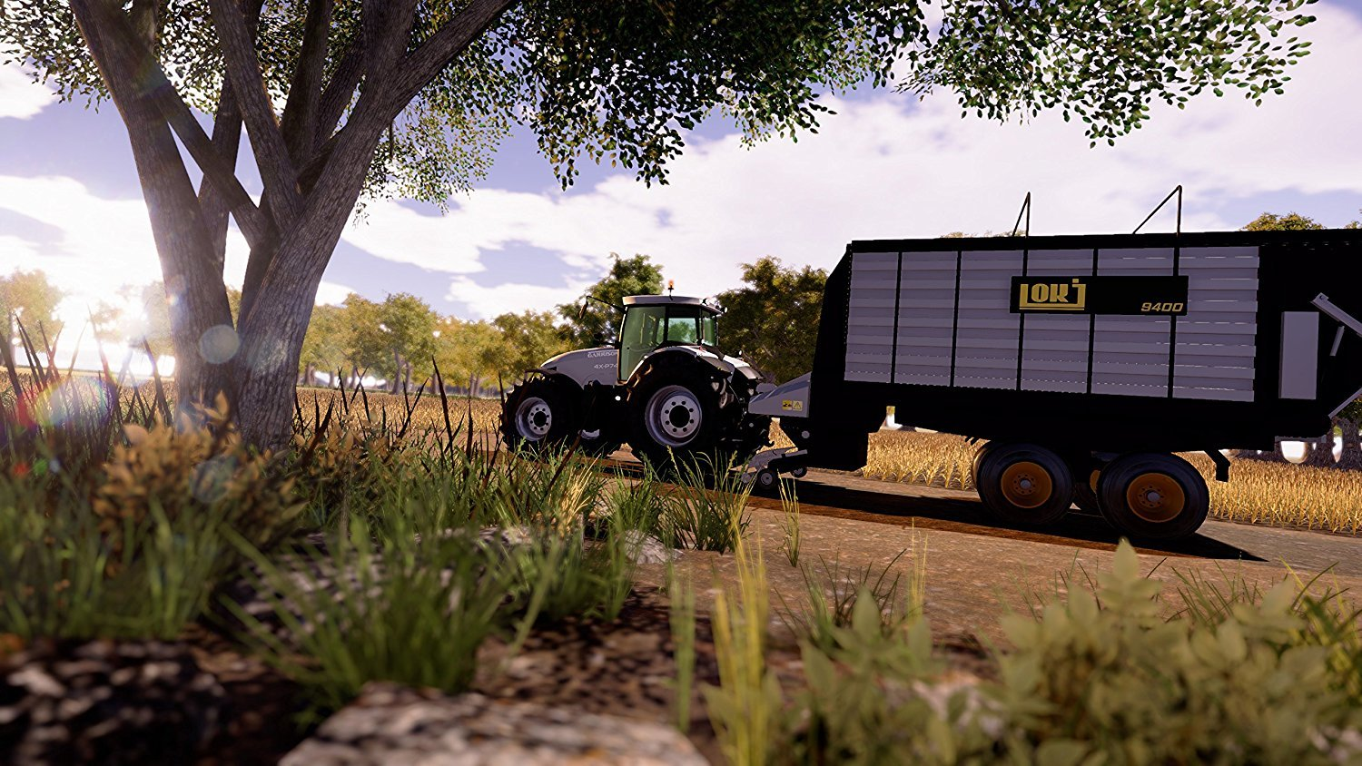 Real Farm Sim - PC Games
