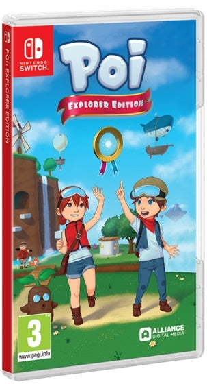 Poi Explorer Edition - Nintendo Switch