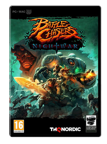 Battle Chasers: Nightwar - PC Games