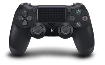 PlayStation 4 DualShock 4 v2 Wireless Controller - Black - PS4