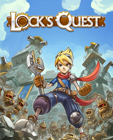 Lock's Quest - PC Games