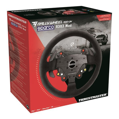Thrustmaster SPARCO R383 Mod Rally Wheel Add On - PS4