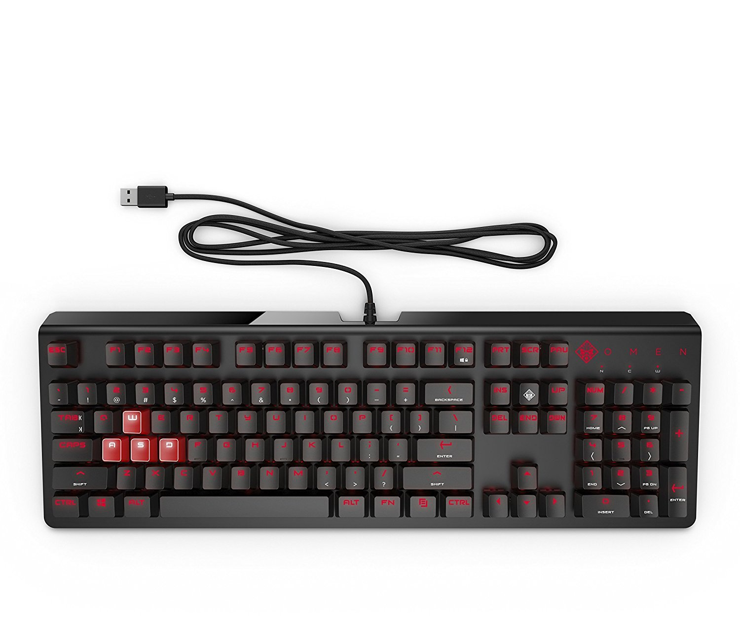 OMEN 1100 Gaming Keyboard - PC Games