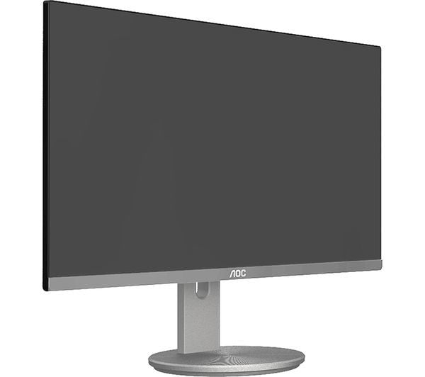 "23.8"" AOC 1080p 60Hz 4ms Ergonomic Professional Monitor"