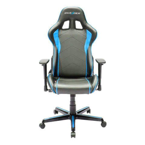 DXRacer Formula Series FH08 Gaming Chair (Black and Blue)
