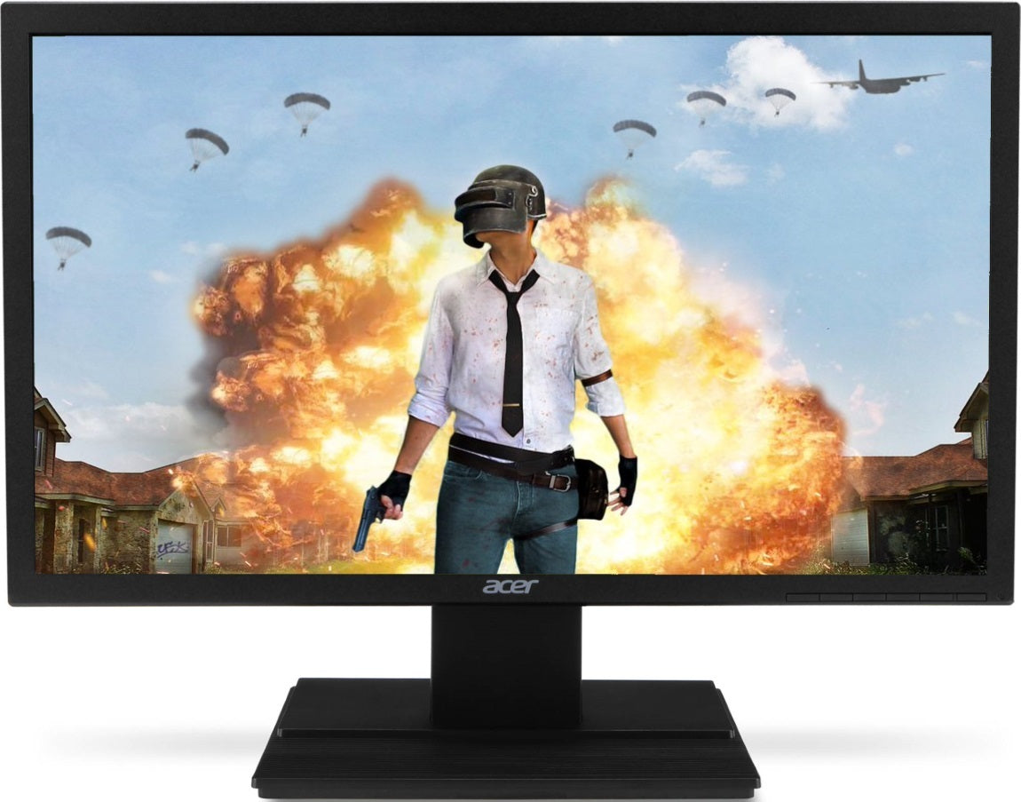 "24"" Acer 1080p 60hz 5ms Entry Level Monitor"