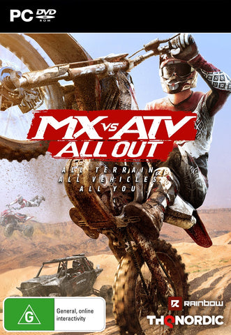 MX vs ATV: All Out - PC Games