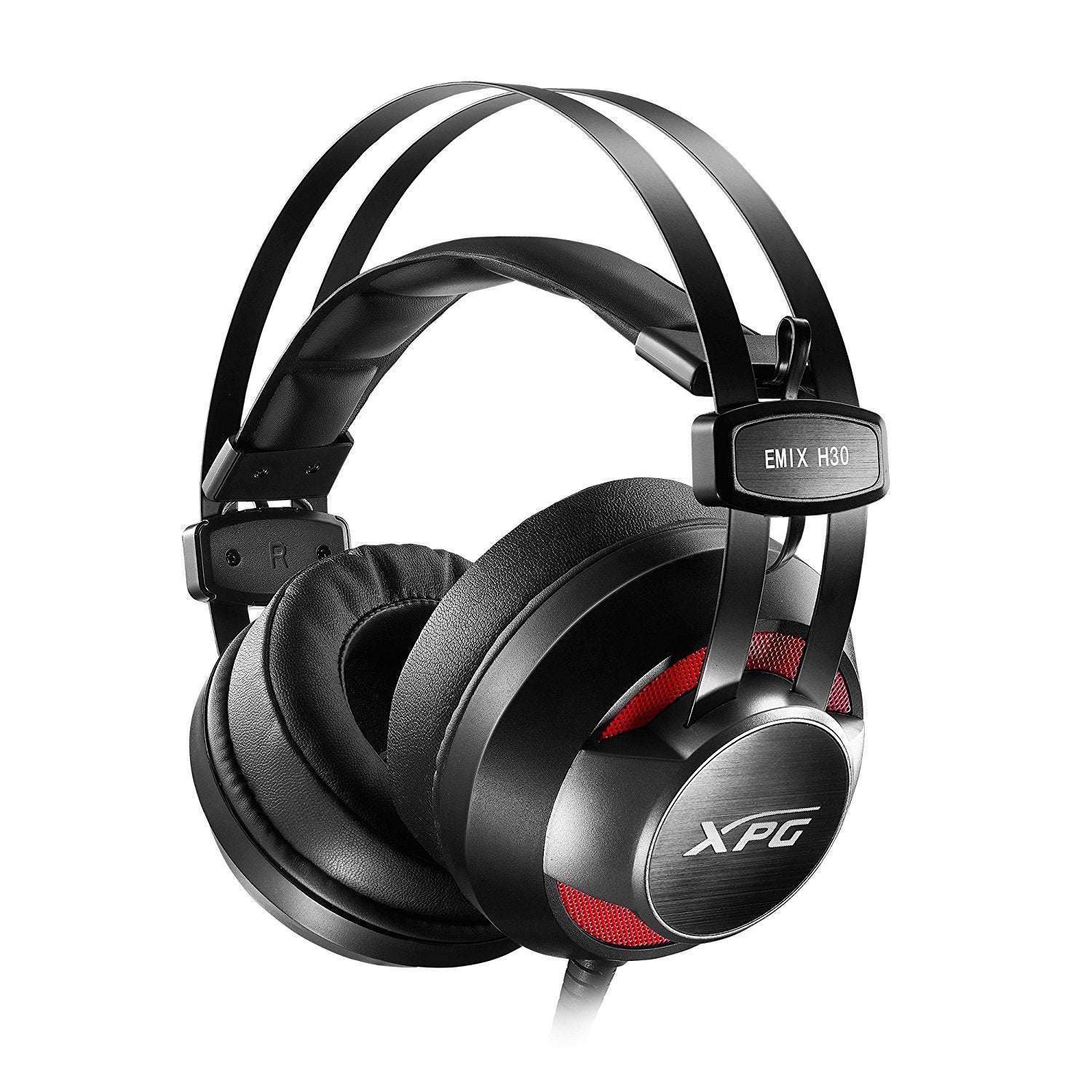 ADATA XPG Emix H30 Gaming Headset + SOLOX F30 USB Amplifier