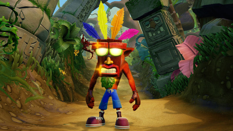 Crash Bandicoot N-Sane Trilogy - Nintendo Switch