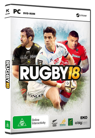 Rugby 18 - PC Games