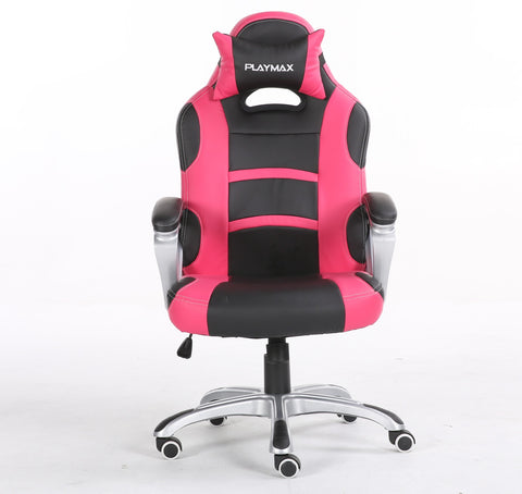 Playmax Gaming Chair Pink and Black