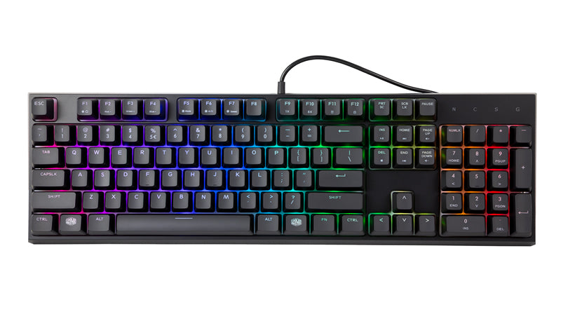 Cooler Master: MasterSet MS121 - Keyboard & Mouse Bundle