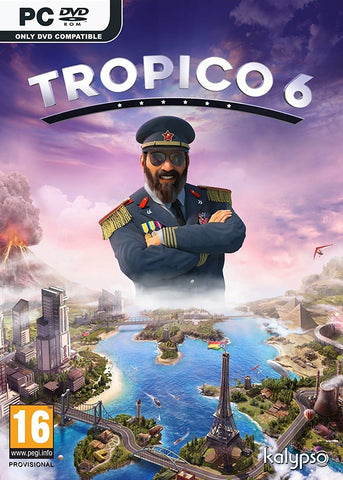Tropico 6 - PC Games