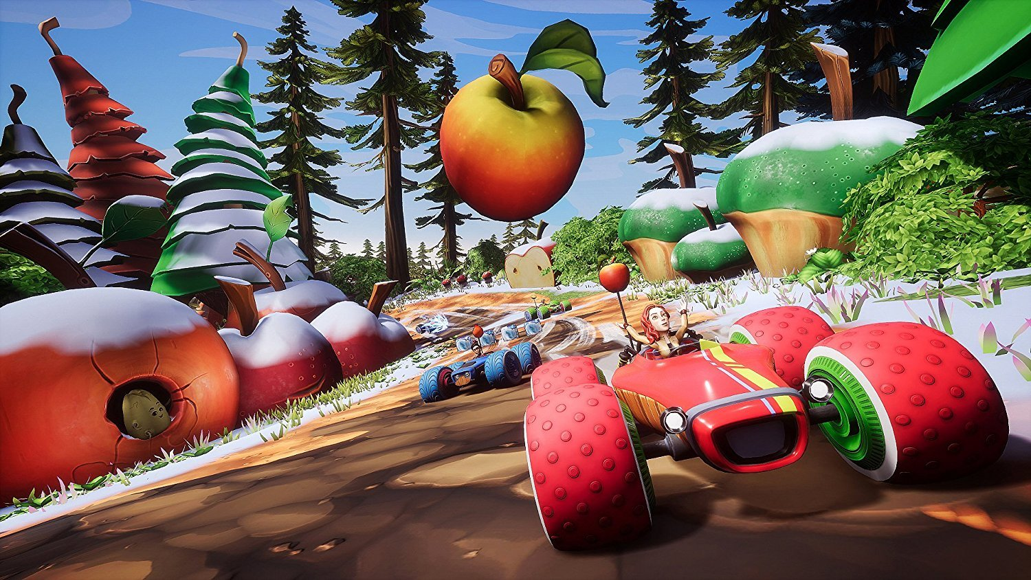 All-Star Fruit Racing - Nintendo Switch