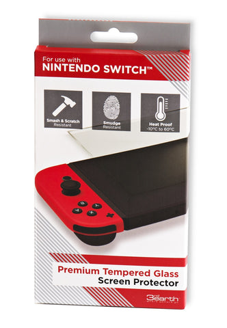 Nintendo Switch Tempered Glass Screen Protector - Nintendo Switch
