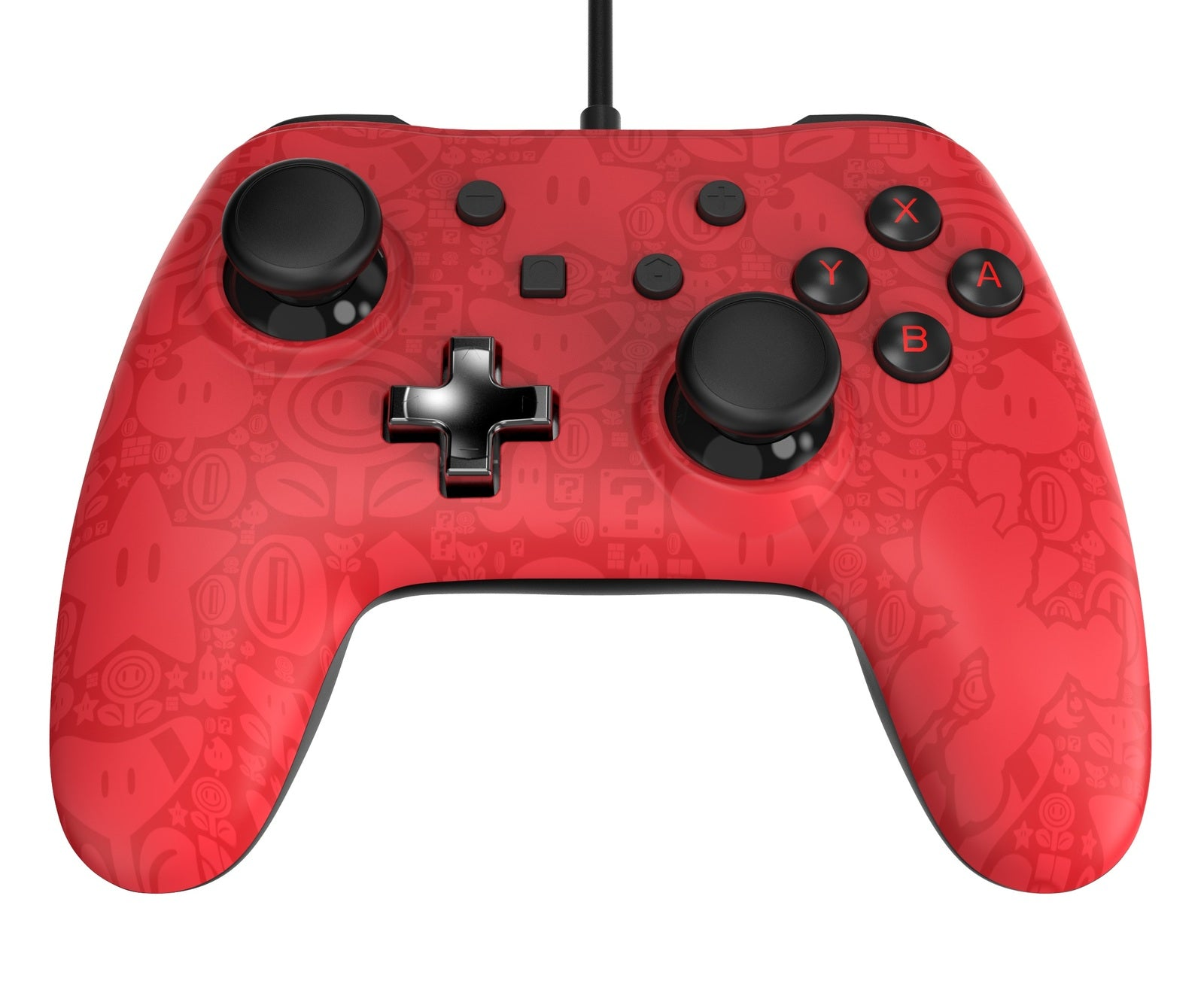 Nintendo Switch Core Wired Controller - Mario - Nintendo Switch