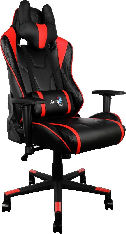 Aerocool: AC220 Series Gaming Chair - Black/Red