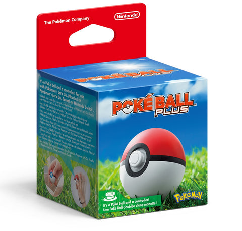 Poke Ball Plus - Nintendo Switch