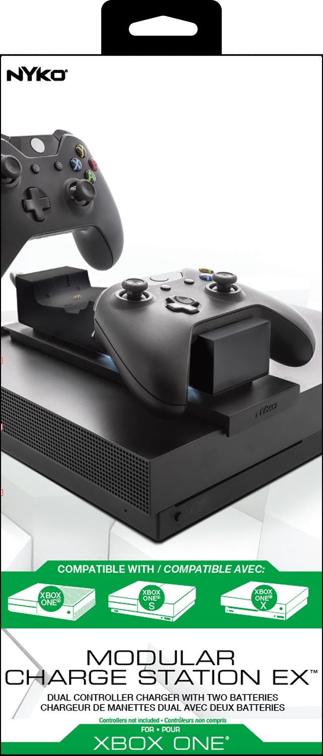 Nyko Modular Charge Station EX for Xbox One - Xbox One